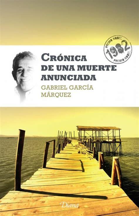 descargar pdf cronica de una muerte anunciada libro libro cronica de una muerte anunciada descargar gratis pdf