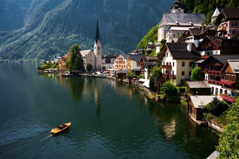 hallstatt austria hallstatt austria hallstatt upper austria is a village