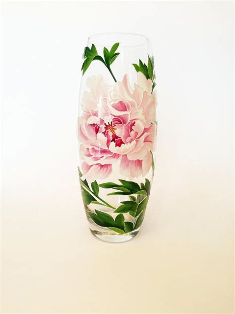 Wedding Anniversary Vase by Anniversary Gift For Painted Flower Vase Room
