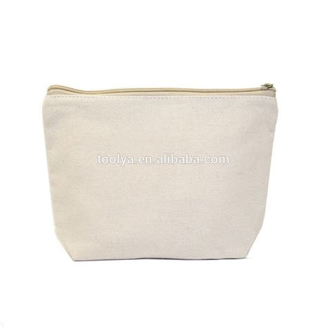 canvas zipper pouch bulk canvas zipper bags dayony bag