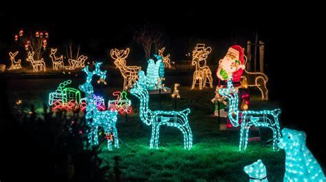 illuminazione natalizie dalani natalizie per esterno eleganza in giardino