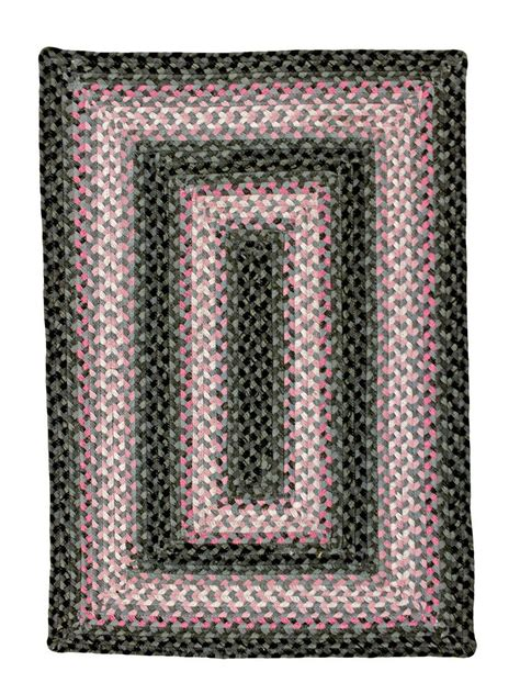 rugs cotton oleander cotton braided rug cottage home 174