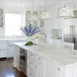 White On White Kitchen Ideas by Home Dzine Kitchen All White Kitchen Ideas