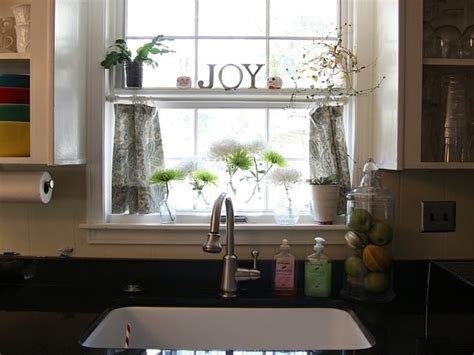 the kitchen sink curtains modern kitchen curtains