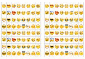 printable emojis stickers emoji stickers birthday printable