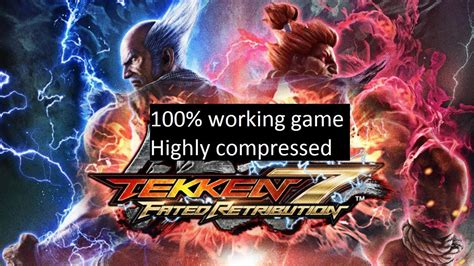 free full version pc games easy download 100 free download tekken 7 pc game free full version 100 working