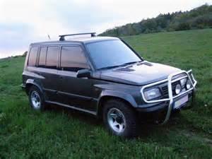 Suzuki Vitara Escudo 1993 Suzuki Vitara Escudo Sidekick 1 6 97 Cui
