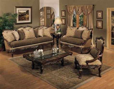 Fancy Living Room Furniture by Living Room Sets