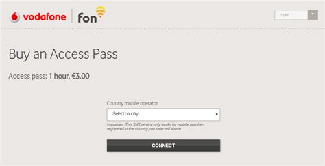 italy mobile phone code pass promocode user in italy welcome to vodafone wifi