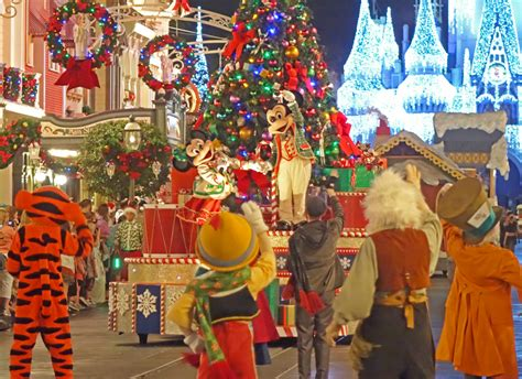 guide to disney world events for 2016 2017