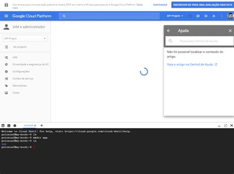 cloud developer console javascript firebase clould and dev console