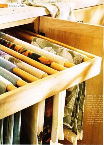 Table Linen Hangers Storing Tablecloths At Home