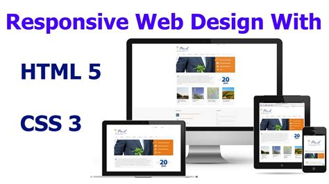web layout with css3 responsive web design with html5 and css3 hindi latest