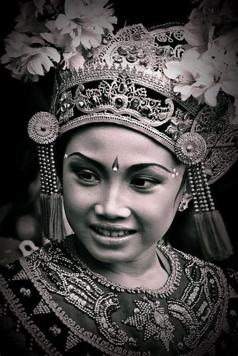 exotic tattoo bali balinese dancer by ismail ilmi on flickr partage