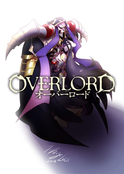 Tumblr Giveaway - tumblr giveaway art 5 overlord by 7 days luck on deviantart
