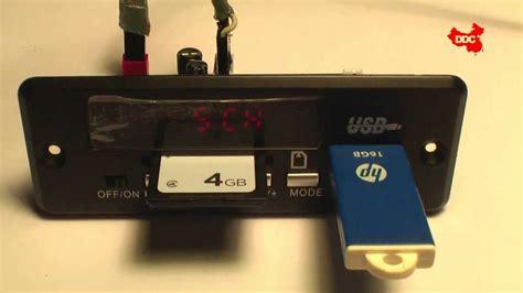 Modul Audio Usb direct din china modul mp3 cu radio fm