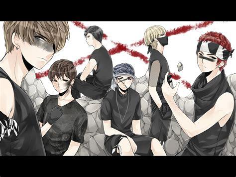 Anime P by B A P Image 1573140 Zerochan Anime Image Board