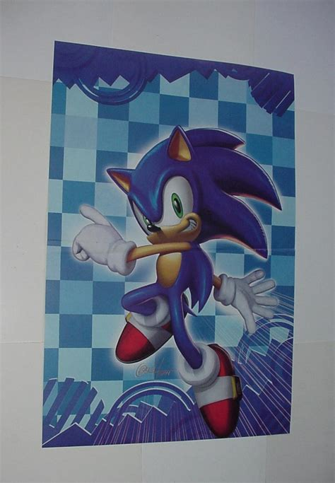 sonic painting sonic the hedgehog poster 18 sonic painting by greg horn