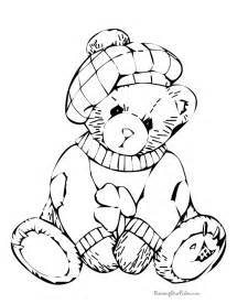 what was the original color of st day s day coloring pictures 002