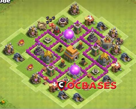 coc layout to protect resources top 20 best th6 farming defense base layouts 2018 new