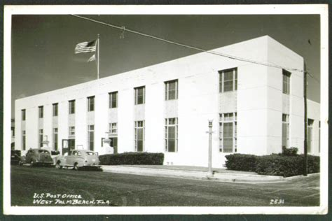 Post Office Palm Coast by Postcards