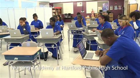 Hartford Property Records Nursing Academy At Hartford High School