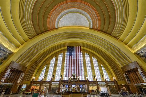 Interior Design Apps For Iphone Cincinnati Union Terminal Photograph By Wood