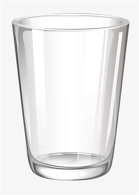 glass cartoon cartoon painted glass transparent glass cup png image