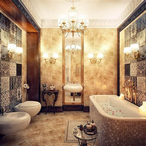 Decorating Ideas For Vintage Bathrooms Vintage Bathroom Ideas Home Designs Project