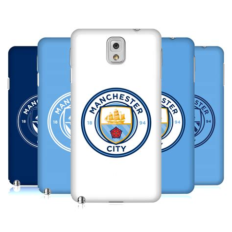 official manchester city city fc badge back