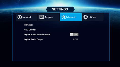 advanced settings android ebox t8 4 review a 4k android tv box bundle geared towards the uk market