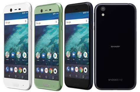 android one phone sharp x1 android one phone with 5 3 inch 1080p display 3900mah battery announced