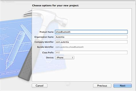 tutorial xcode bluetooth app ios para conectar con perif 233 rico bluetooth 4 0