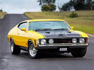 1972 Ford Falcon 1972 Ford Falcon Gt Ford Supercars Net