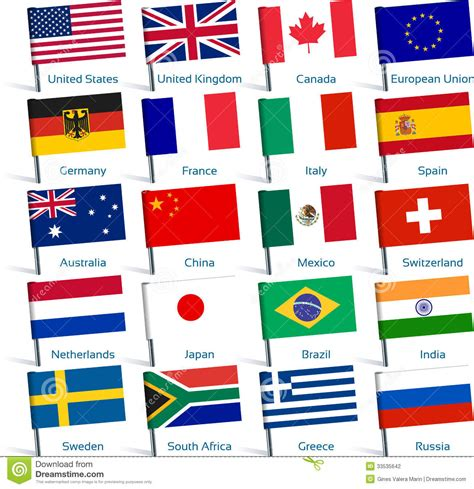 Forbes Names Their Web 25 List And Only 4 Of Them Are by Pin Flags Popular Stock Vector Image Of Switzerland