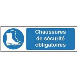 2 Piece Armoire Panneau D Obligation Port De Chaussures De S 233 Curit 233