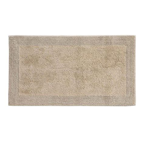 home depot bath rugs grund puro driftwood 21 in x 34 in rug b2575 1267221 the home depot