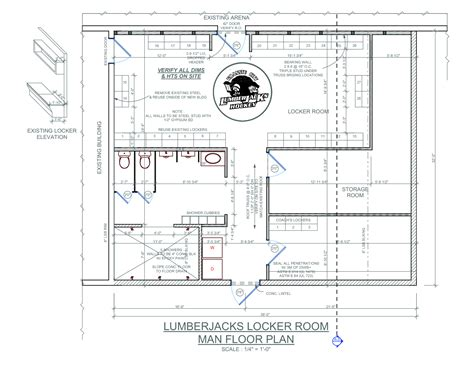 locker room floor plan lumberjacks locker room man floor plan ghkgkyyt kaf