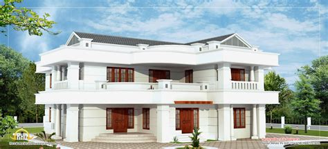 2 floor houses february 2012 kerala home design and floor plans
