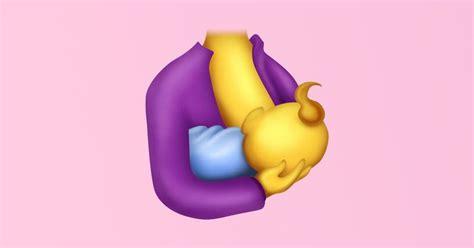 emoji api mama bean parenting first ever breastfeeding emoji