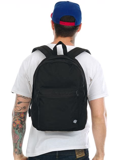 Dickies Indianapolis Backpack dickies black indianapolis 15 litre backpack