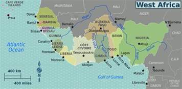 west africa countries west africa wikitravel