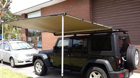 jeep wrangler awning roof rack commercial and 4wd roof rack