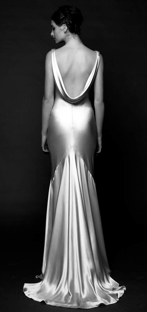 Silk Gown Wedding by Silk Wedding Dresses Sang Maestro