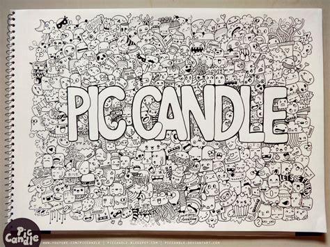 doodle vs doodle 3 pic candle doodle by piccandle on deviantart
