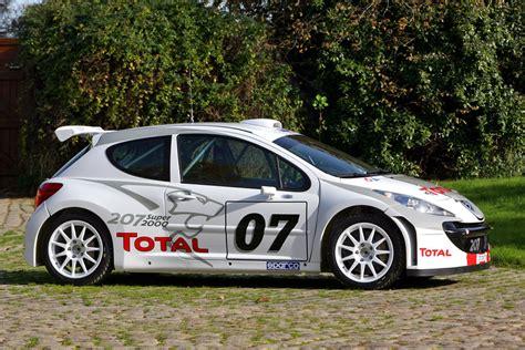 peugeot 207 rally 2007 peugeot 207 s2000 peugeot supercars