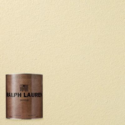 ralph 1 qt ghost ranch suede specialty finish interior paint su129 04 at the home depot