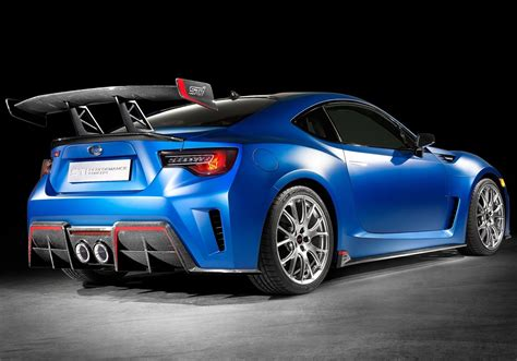 subaru sports car brz 2015 subaru brz sti performance concept car wallpapers 2015
