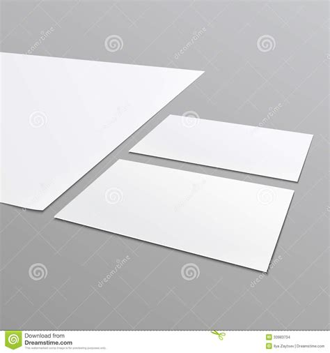 business card template a4 paper blank stationery layout a4 paper business card stock