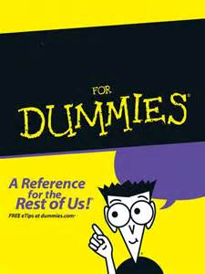 make your own dummies book by comic master on deviantart